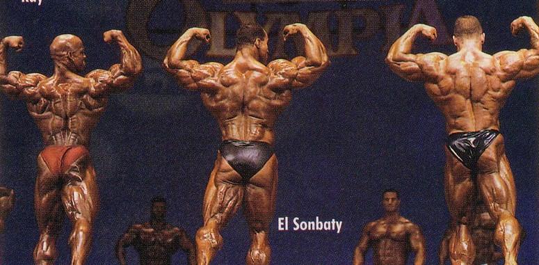 Όνομα: 1996 Mr. Olympia - Prejudging 11.jpg Εμφανίσεις: 214 Μέγεθος: 133,5 KB