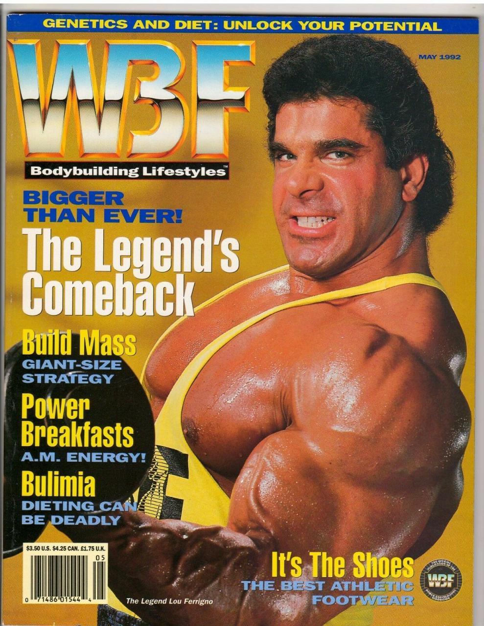 Όνομα: WBF-Bodybuilding-Lifestyles-Muscle-Magazine-Lou-Ferrigno-5-92.jpg Εμφανίσεις: 180 Μέγεθος: 236,4 KB