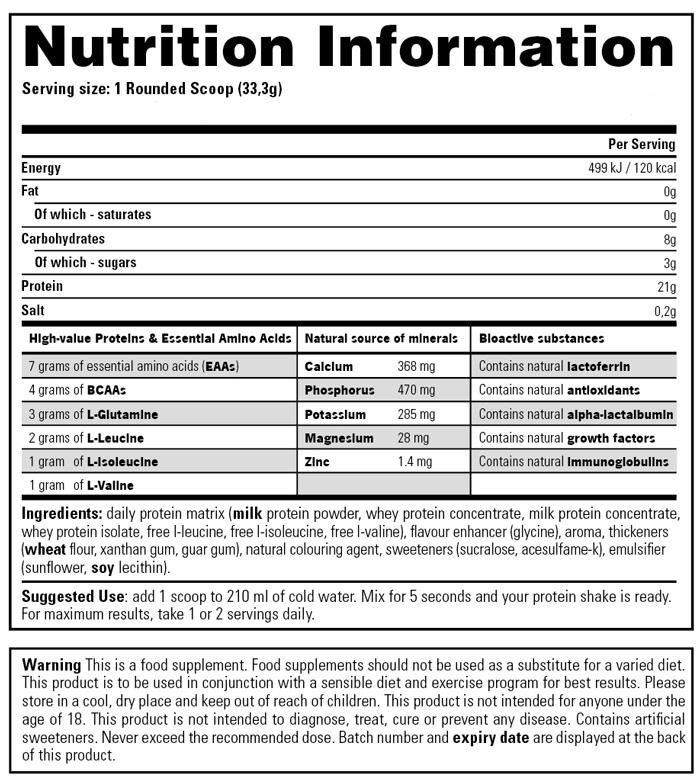 Όνομα: 01-130-072-Daily-Protein-908g-nutrition-information.jpg Εμφανίσεις: 312 Μέγεθος: 176,5 KB