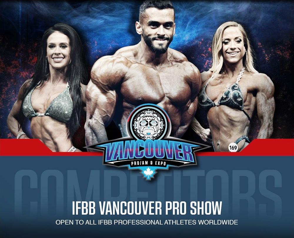 Όνομα: IFBB Vancouver Pro 2019.jpg Εμφανίσεις: 468 Μέγεθος: 269,0 KB