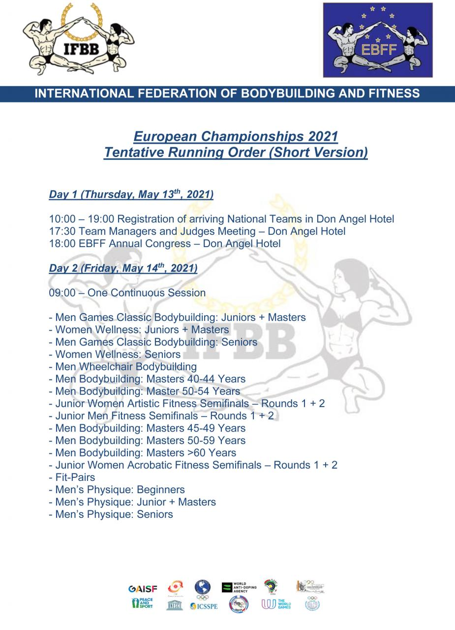 Όνομα: IFBB-European-Championships-2021-Running-Order-Short-Version--1.jpg Εμφανίσεις: 240 Μέγεθος: 148,1 KB