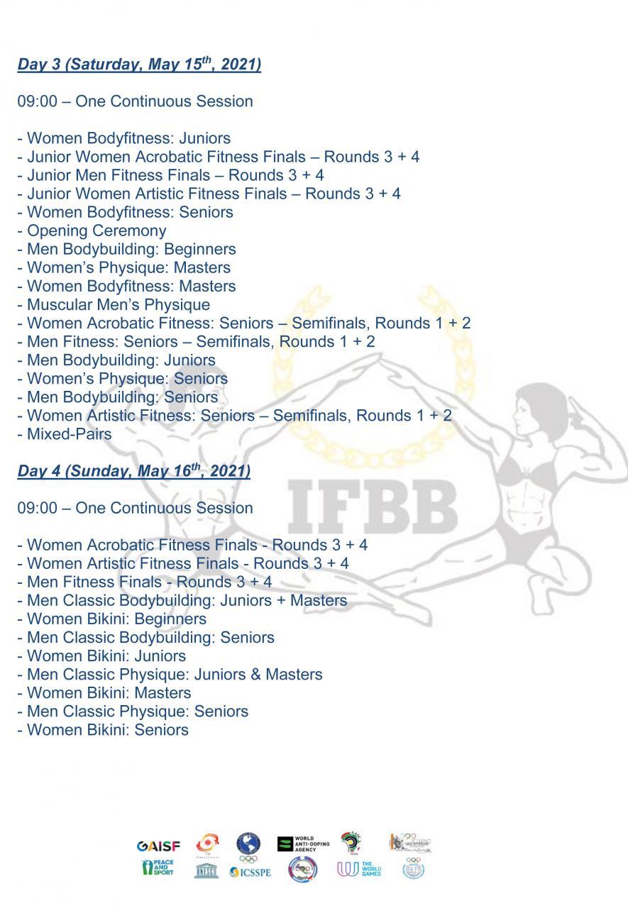 Όνομα: IFBB-European-Championships-2021-Running-Order-Short-Version--2.jpg Εμφανίσεις: 240 Μέγεθος: 133,5 KB