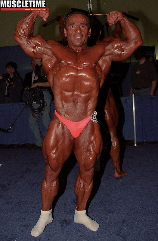 Όνομα: Flavio Baccianini (14th) - 2000 Arnold Classic.jpg Εμφανίσεις: 60 Μέγεθος: 68,9 KB