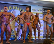 Men Bodybuilding Tall - Χ-Tall